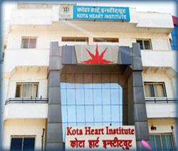 KOTA Heart building
